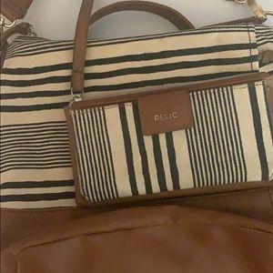 A relic purse